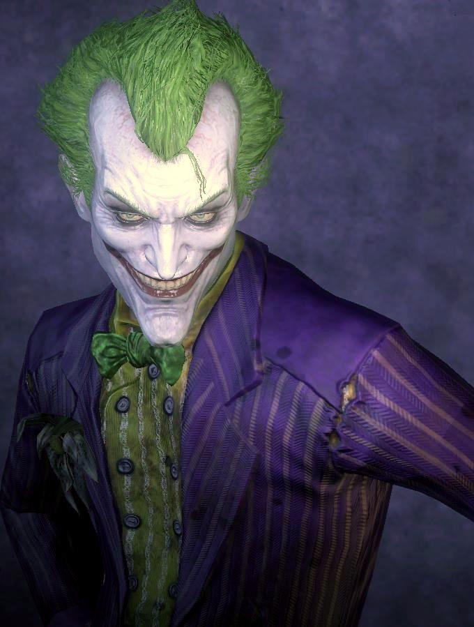 Go Back Gallery For The Joker Arkham Asylum Wallpaper 680x899