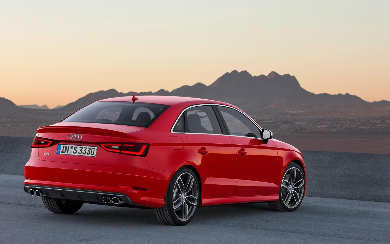 2015 Audi S3 Desktop Pics Wallpapers 1500x938