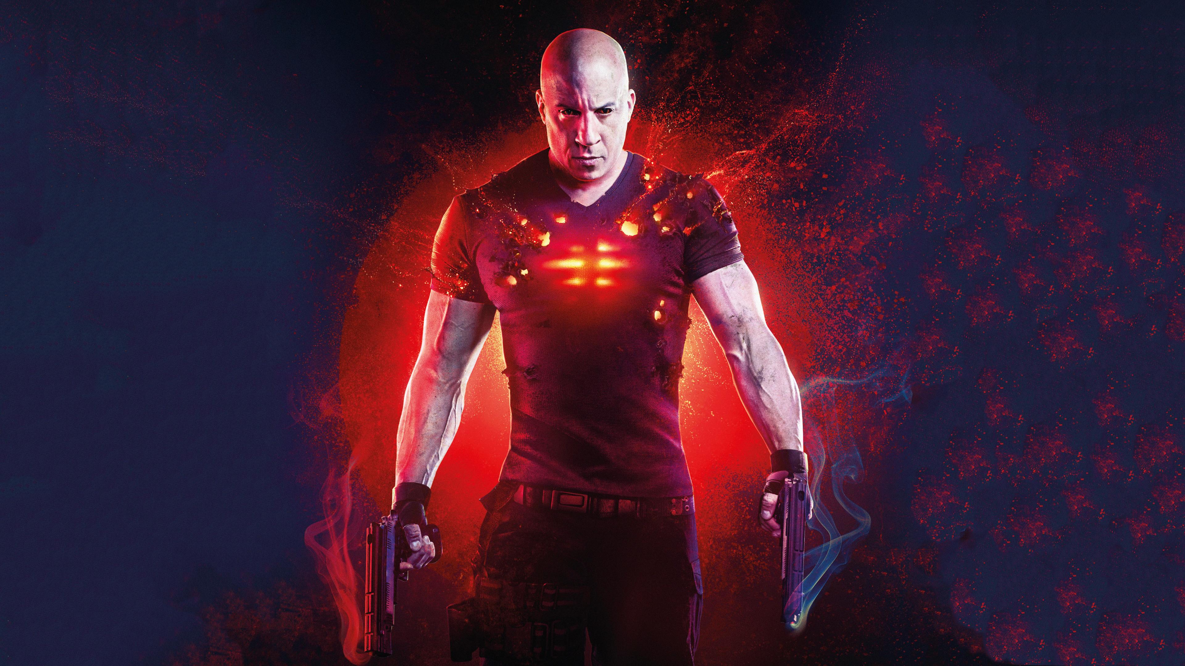 3840x2160 4K Bloodshot 2020 Movie 4K Wallpaper HD Movies 4K 3840x2160
