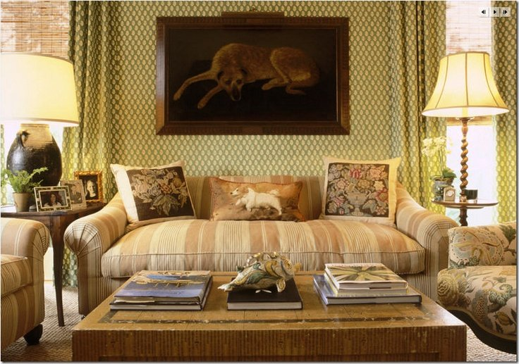 Curtains that match the wallpaper For the Home Pinterest 736x517