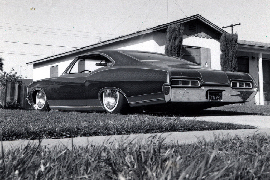 1967 Chevy Impala Worms eye view howard gribble Flickr 1024x686
