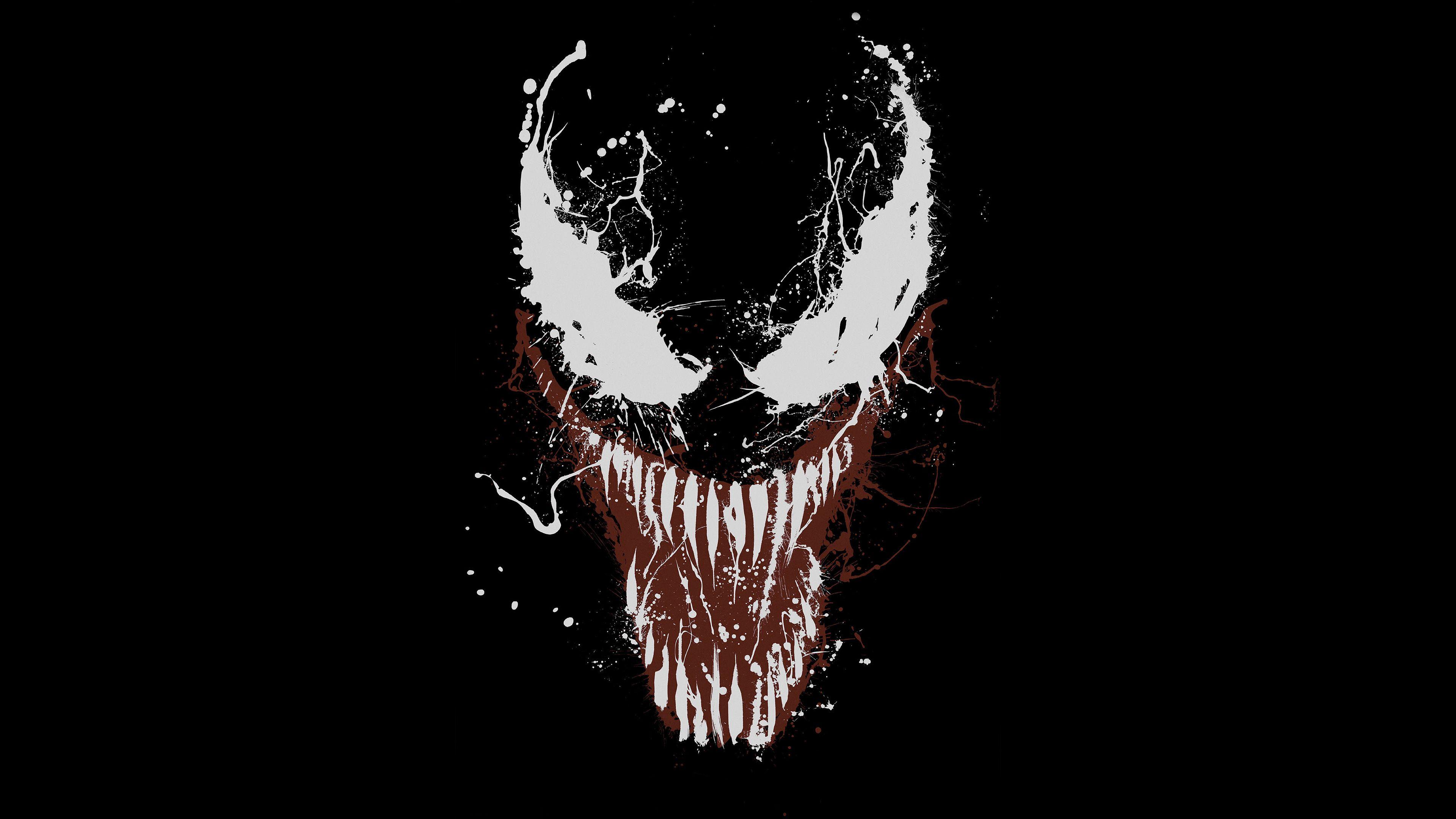 Venom Movie Poster 2018 Venom wallpapers venom movie wallpapers 3840x2160