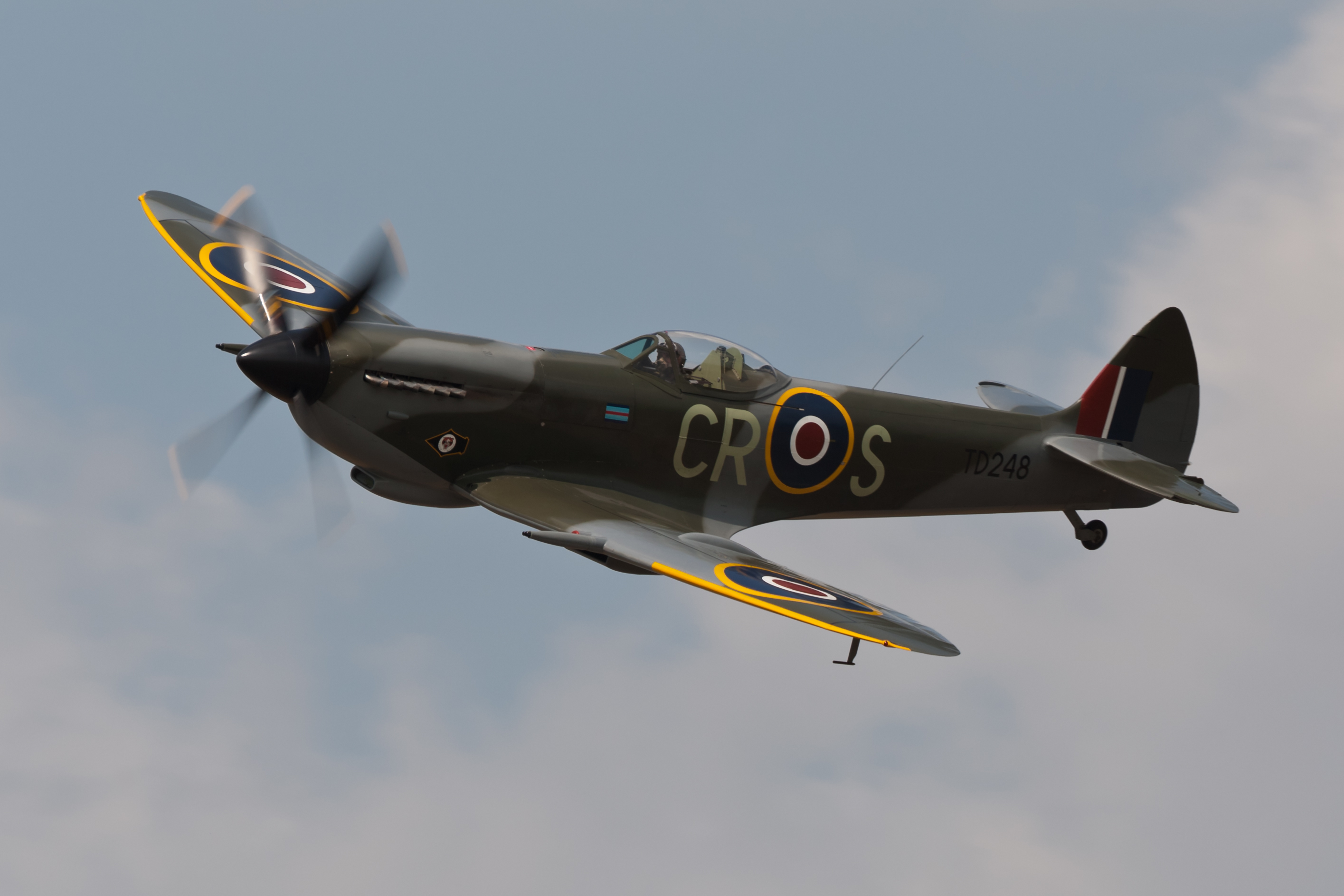 Supermarine Spitfire Wallpaper Wallpapersafari