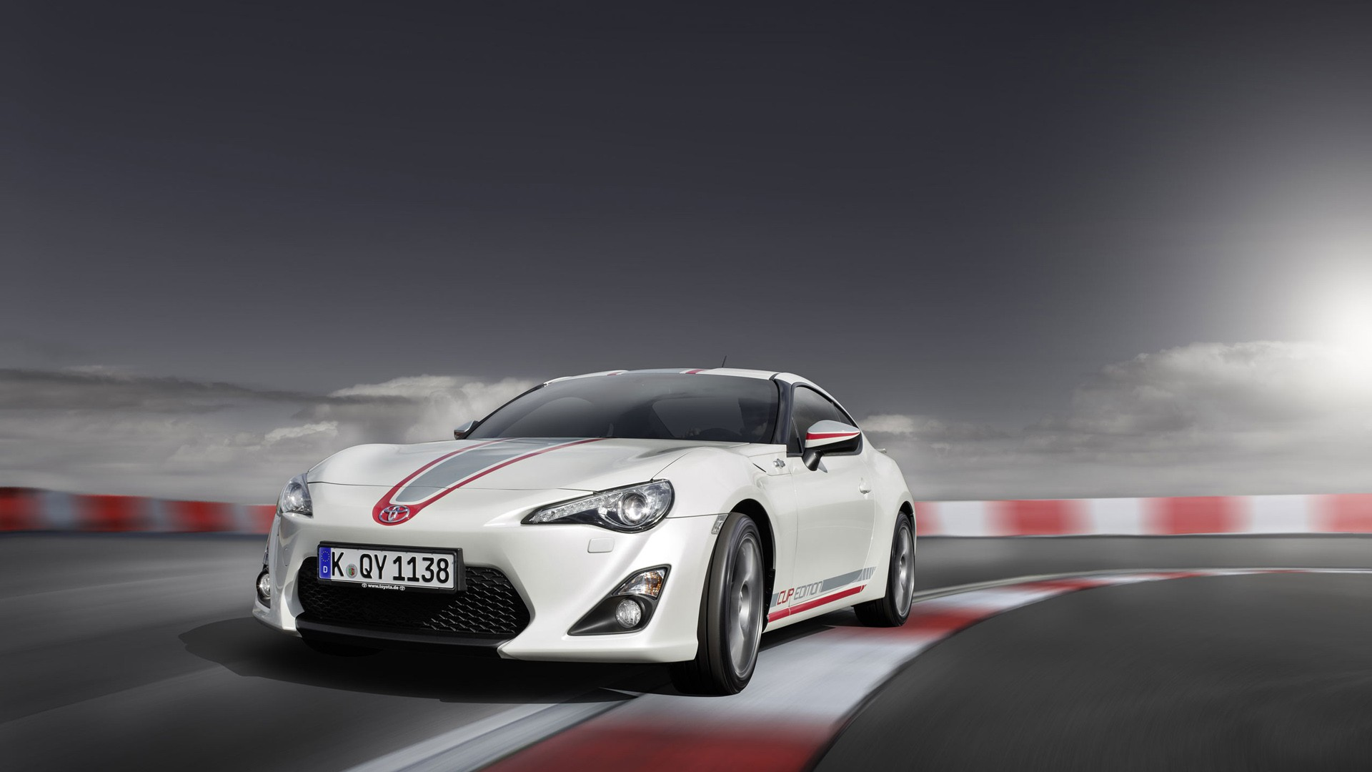 2014 Toyota GT 86 Cup Edition Wallpaper in 1920x1080 1920x1080