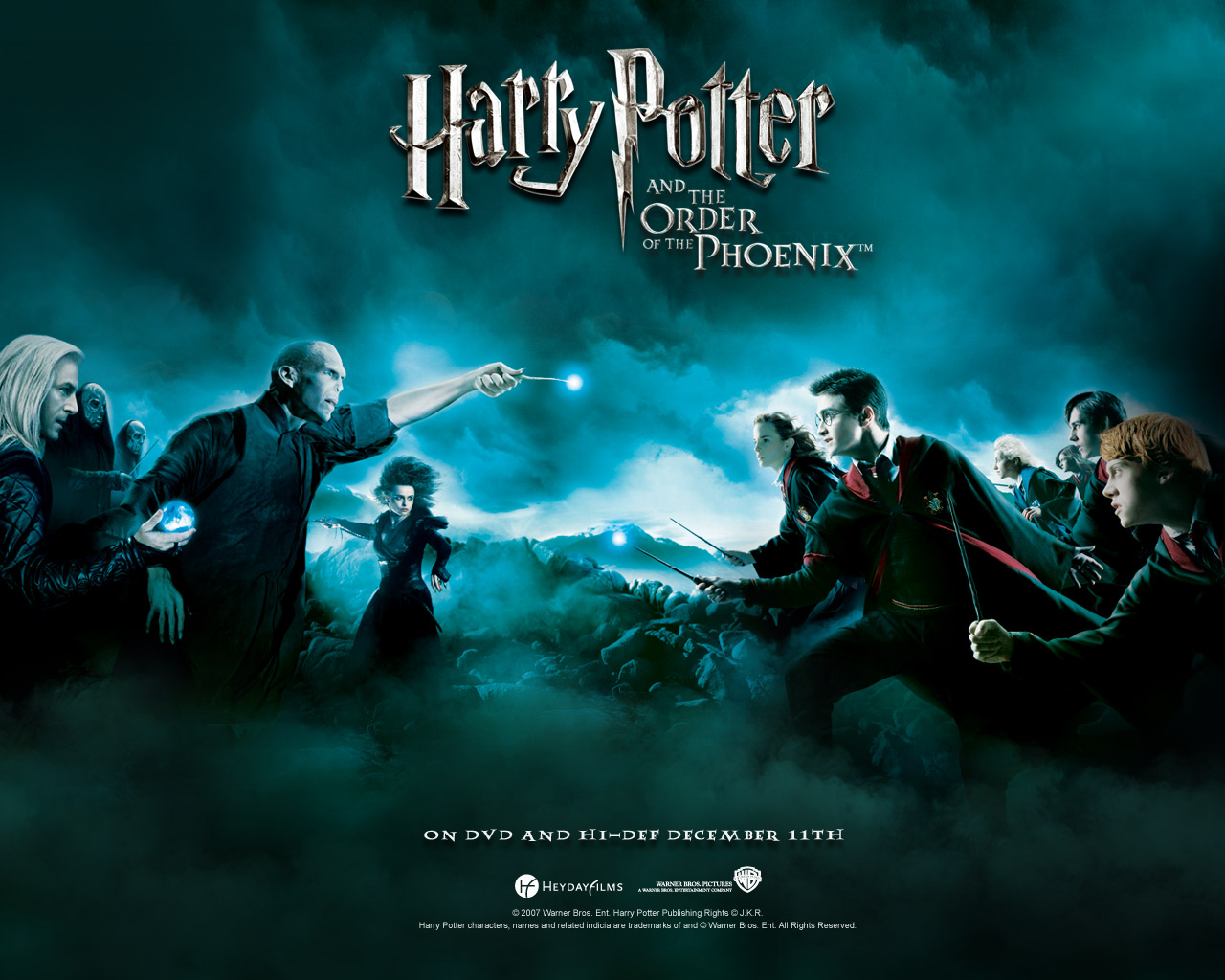 Harry potter wallpaper 7 Stock Images 1280x1024