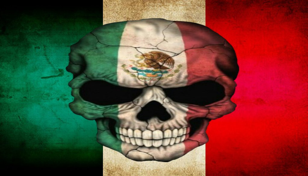 Cool Mexico Flag Wallpaper Mexican flag by screighton by 1024x585