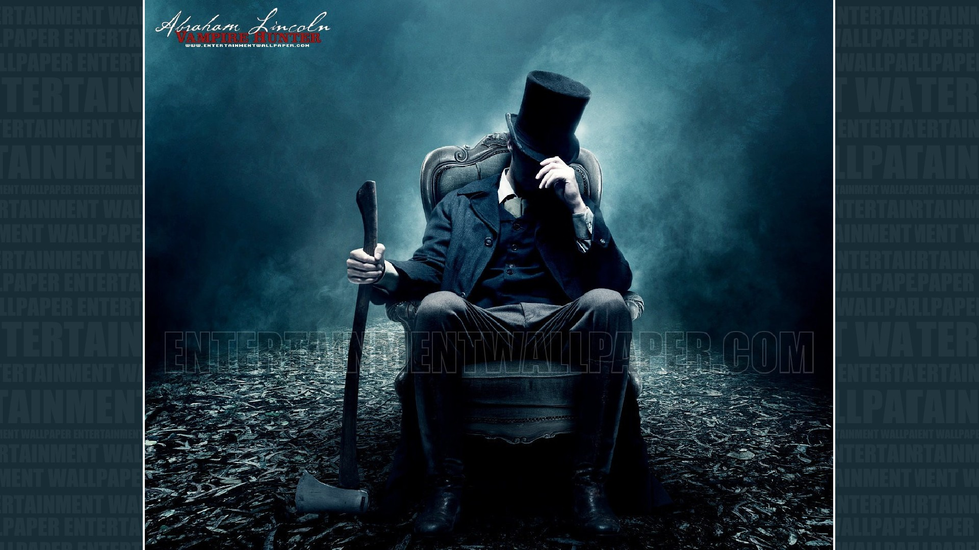 Abraham Lincoln Vampire Hunter Wallpaper   10030334 1920x1080
