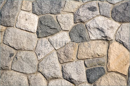 rock wall pattern for background 500x333