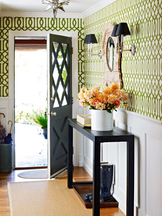 15 Tips On Designing A Great Hallway Decor Love 550x733