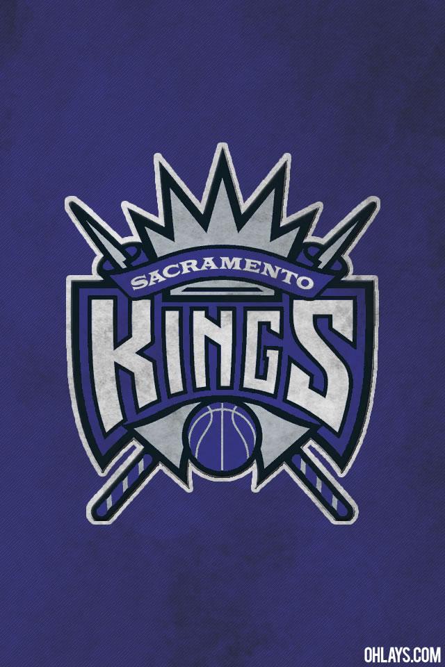 Sacramento Kings iPhone Wallpaper 640x960