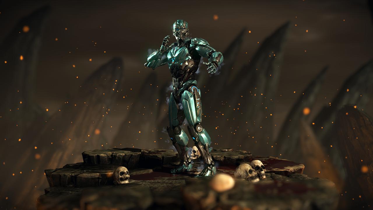 Cyber Sub Zero   Mortal Kombat XL by Yurtigo 1280x720