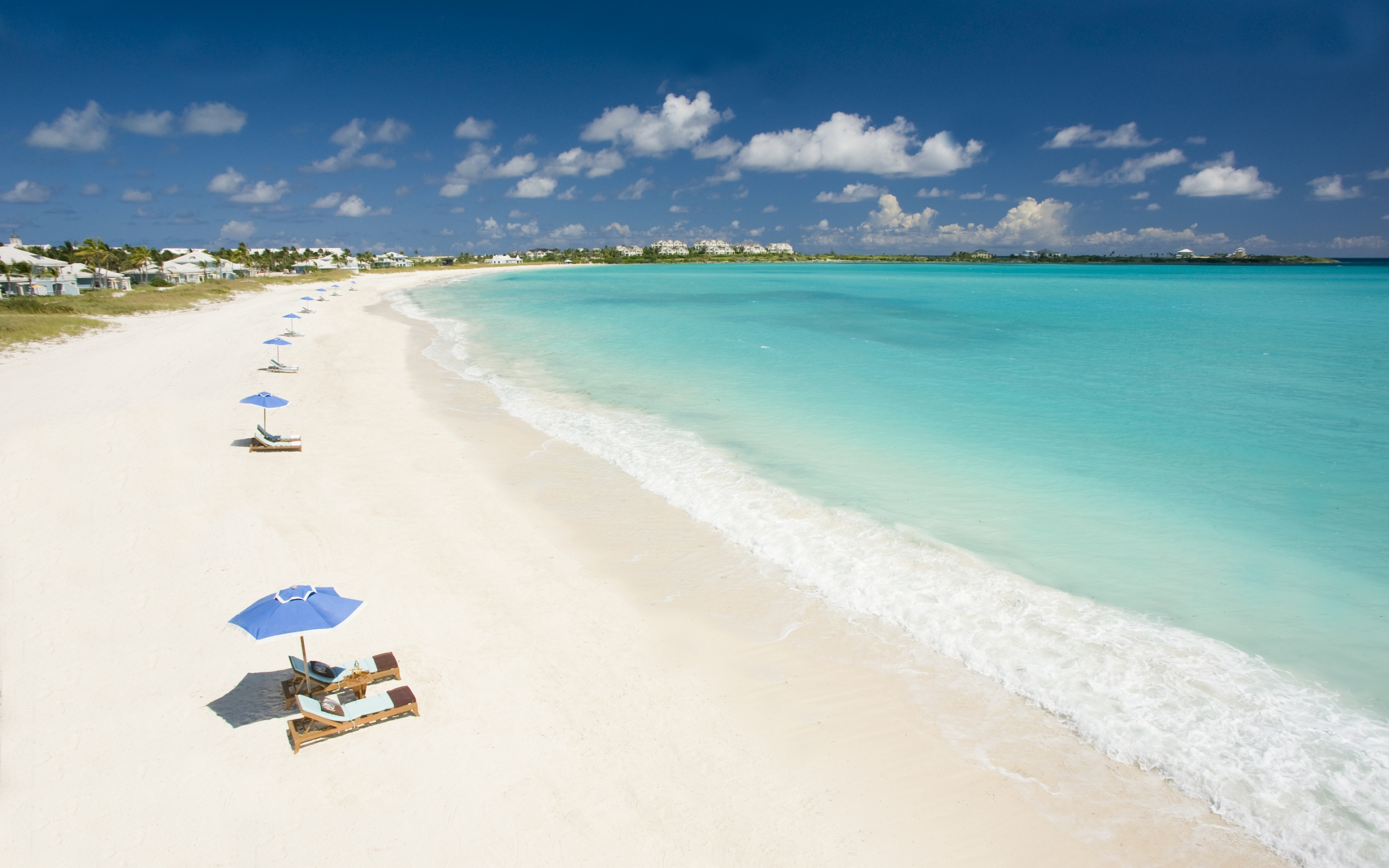 Caribbean beach wallpapers and images   wallpapers pictures photos 2560x1600