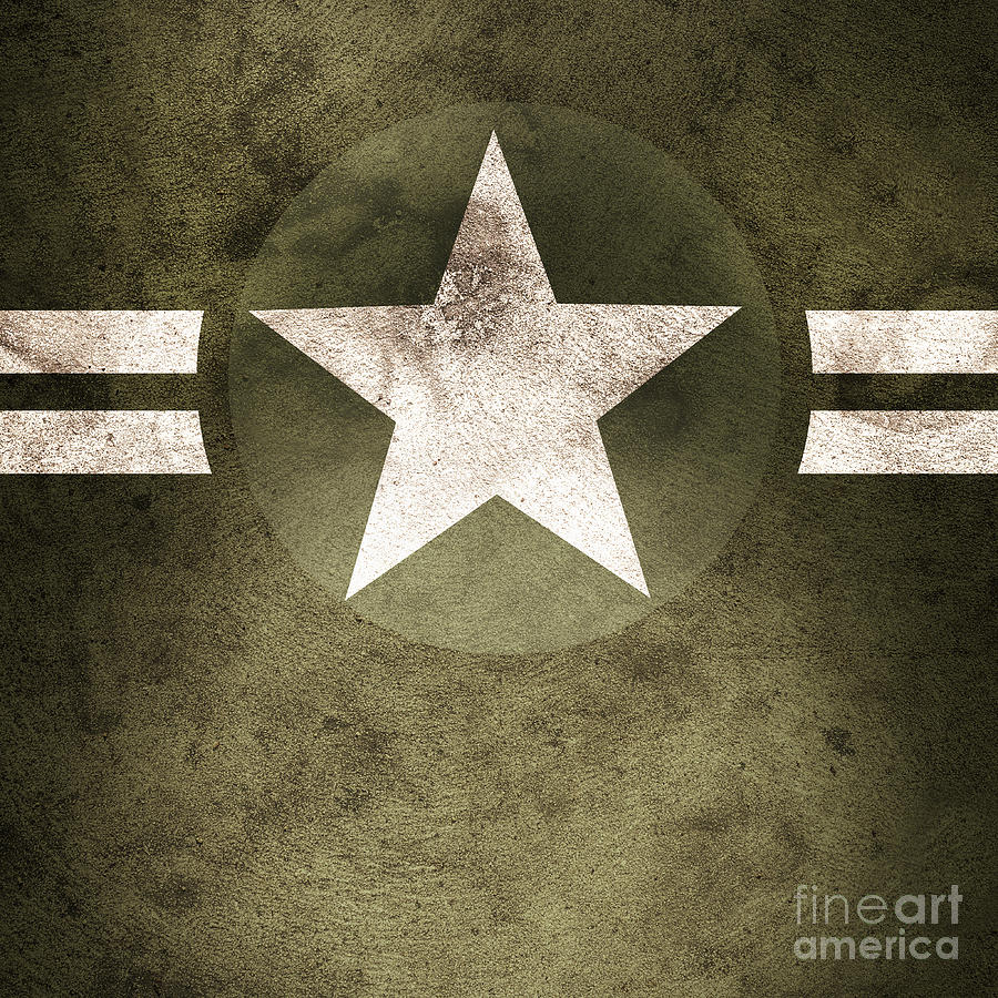 Military Army Star Background Photograph by Jorgo Photography 900x900