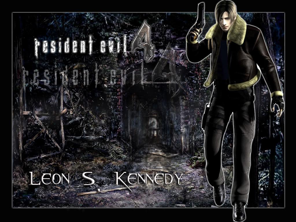 Leon Kennedy Wallpaper