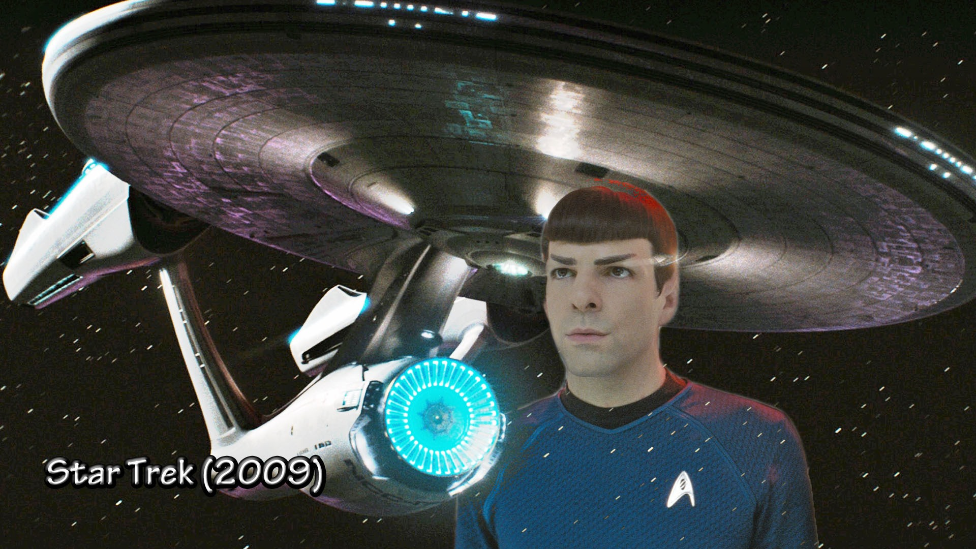 Star Trek 2009 Wallpaper 1920x1080