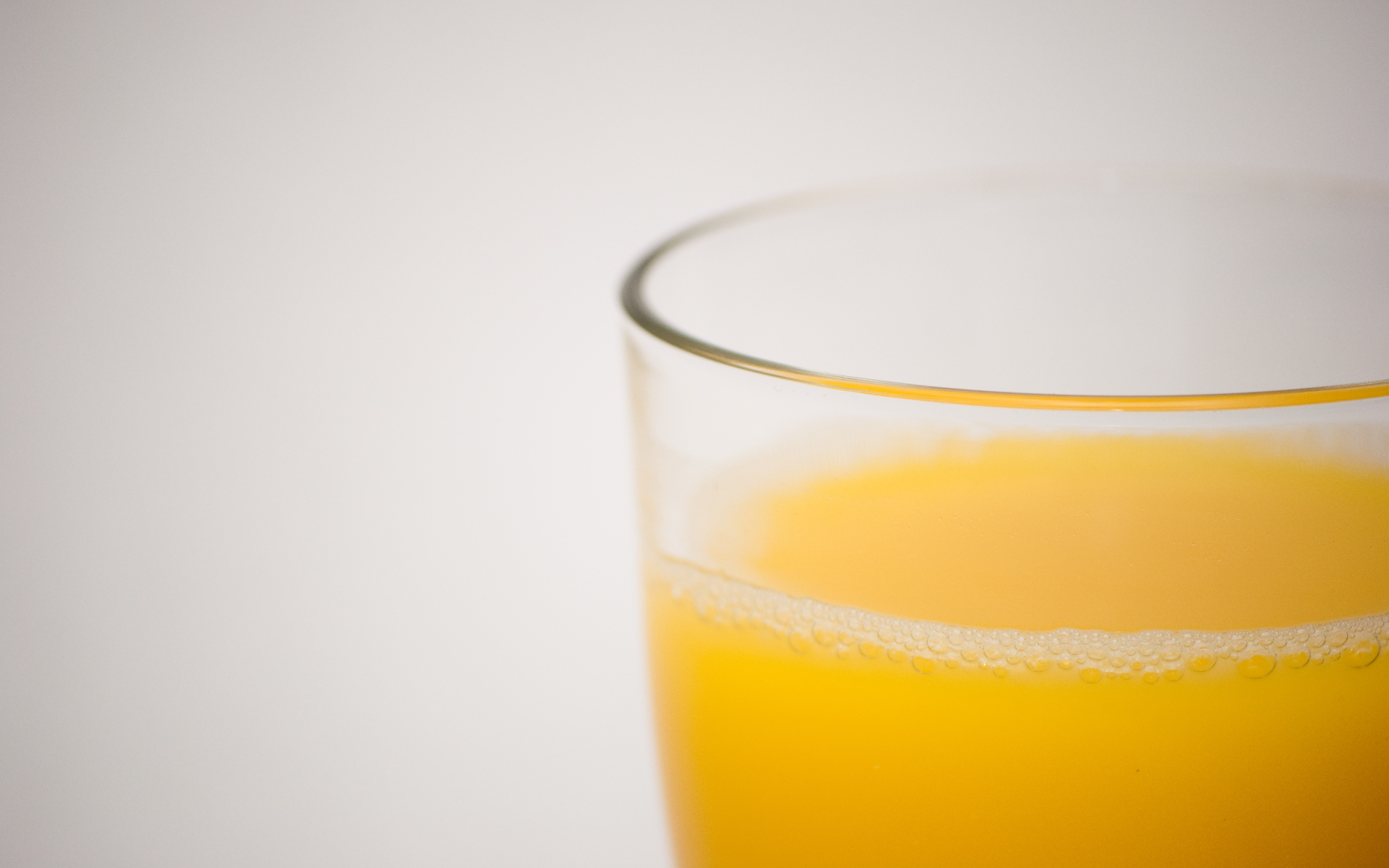 Orange Juice Wallpaper Background 29790 3872x2420