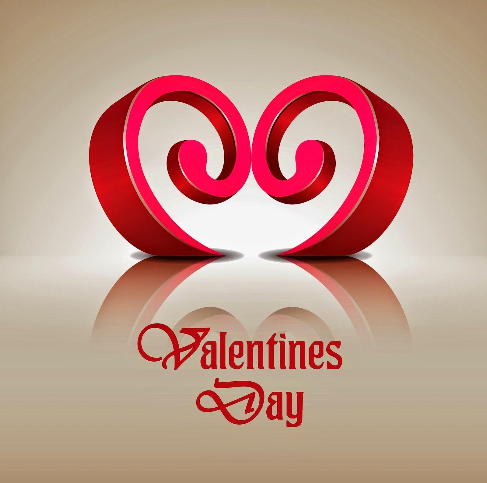 3D Valentines Day Wallpaper Download 3D Valentines Day 1600x1587