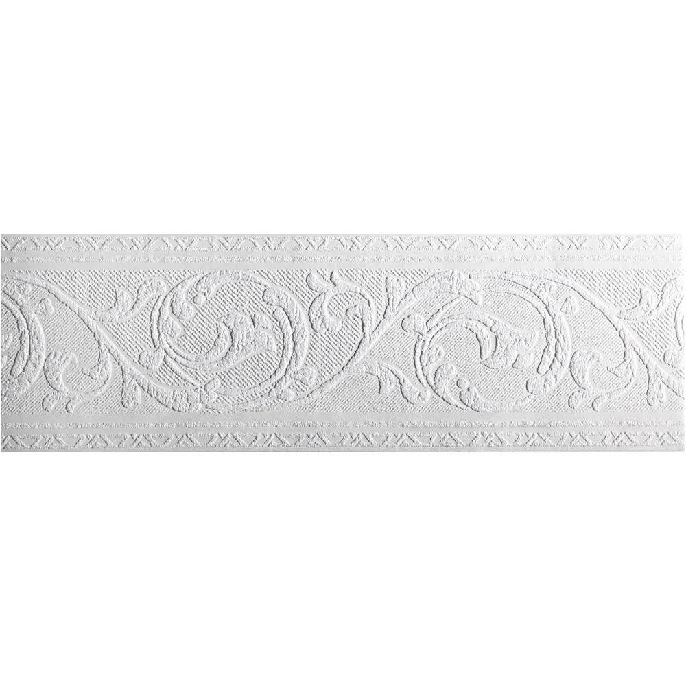 48 8 Inch Paintable Wallpaper Borders On Wallpapersafari