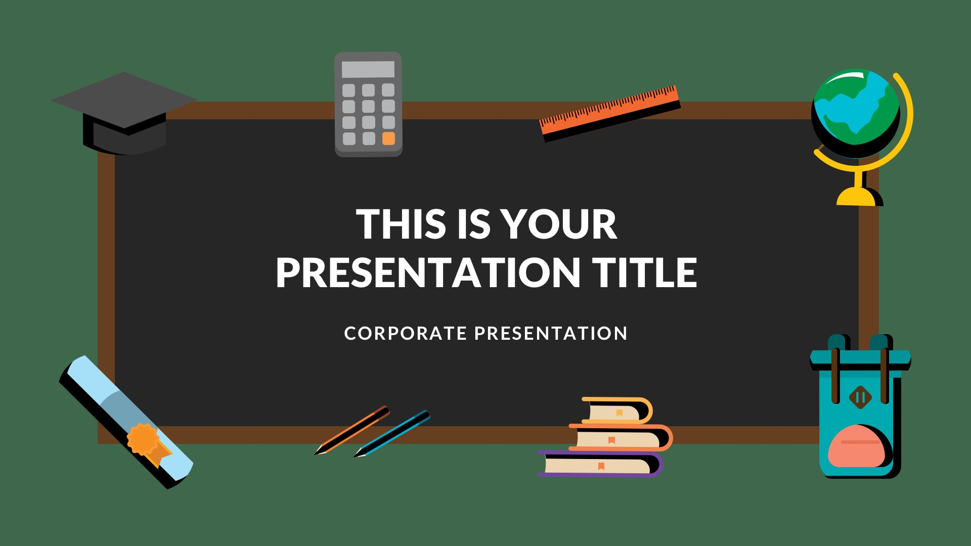 50 Google Slides Themes for Teachers PowerPoint Keynote 1920x1080