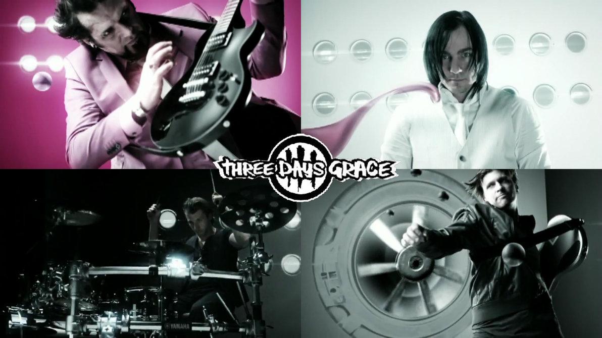 Three Days Grace Wallpaper by musicbboy909 1192x670