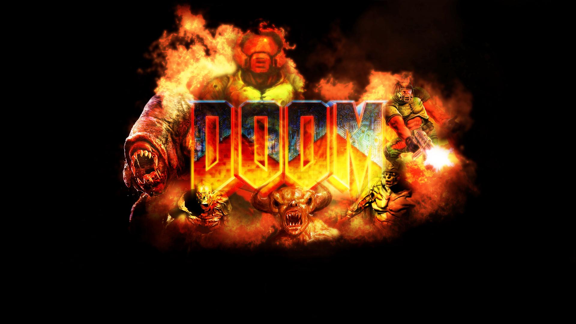 Doom Computer Wallpapers Desktop Backgrounds 1920x1080 ID400704 1920x1080
