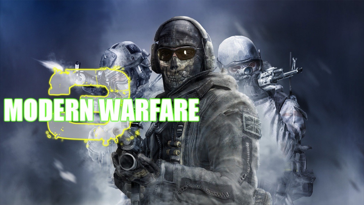 Call of Duty Modern Warfare 3 Wallpaper Collection   Lirentnet 1280x720