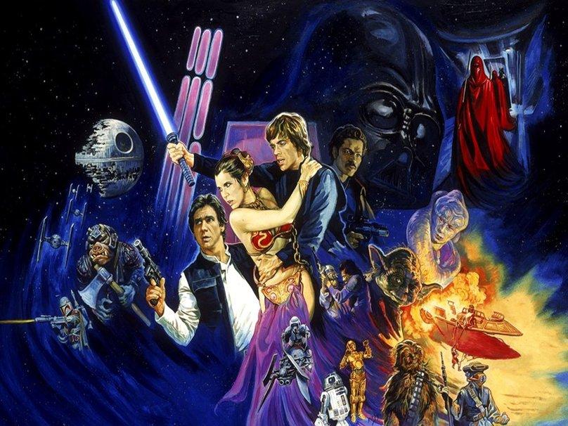 Free Download Return Of The Jedi Wallpaper Forwallpapercom