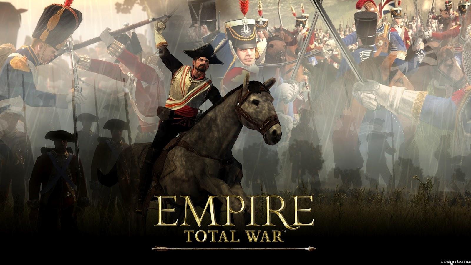 Empire Total war Wallpaper 1 1920x1080 1600x900