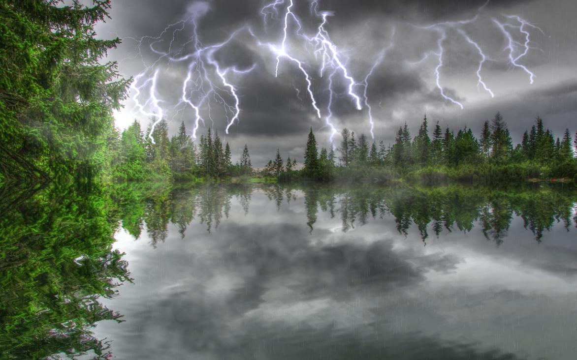 47+ Thunderstorm Wallpapers for Desktop on WallpaperSafari