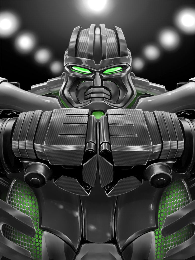 DeviantArt More Artists Like Real Steel by looklooklookitabook 774x1032
