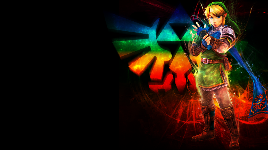 Hyrule Warriors   Link Background by Days358 2 1024x576