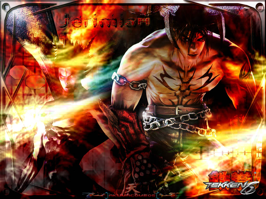 Tekken 6 wallpapers Tekken 6 background   Page 6 1024x768