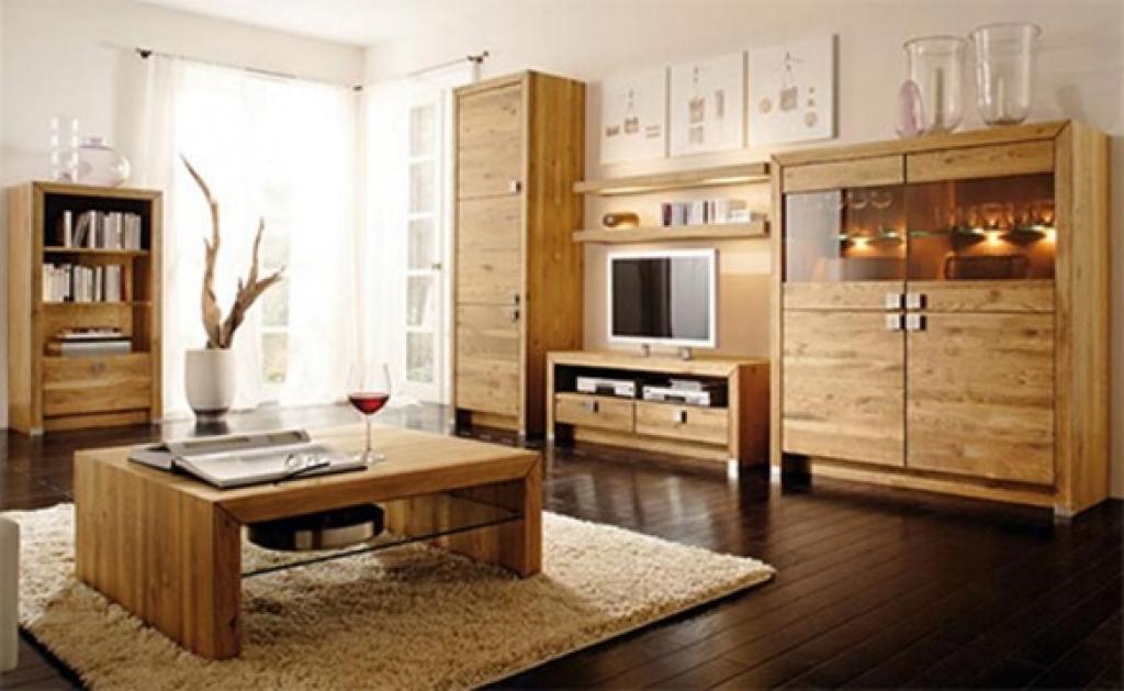 Antique delightful wooden living room interior foto wallpaper design 1024x629
