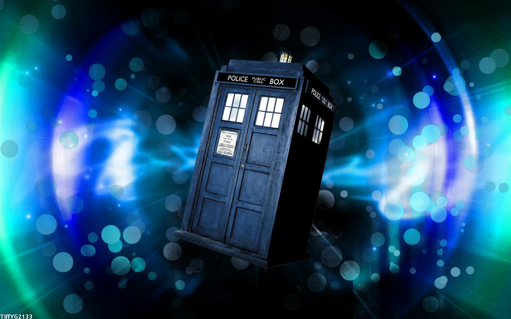 TARDIS Doctor Wallpaper 1680x1050 TARDIS Doctor Who 1680x1050