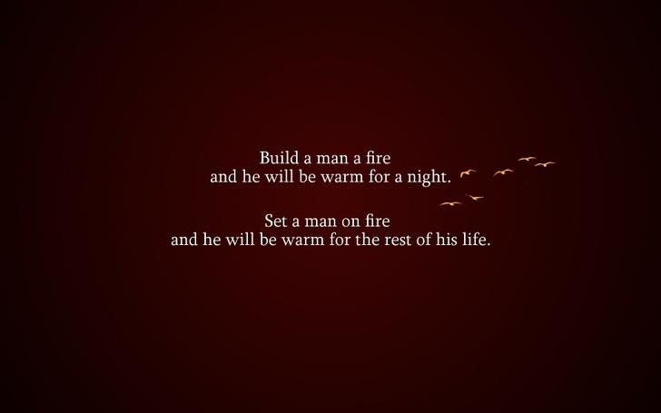 minimalistic dark fire humor quotes typography black humor life wisdom 728x455