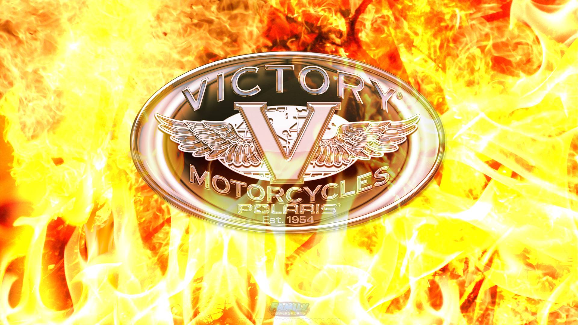 Motorcycle logos 2009 luke van deman - Vehicles For Victory Motorcycles Logo Wallpaper