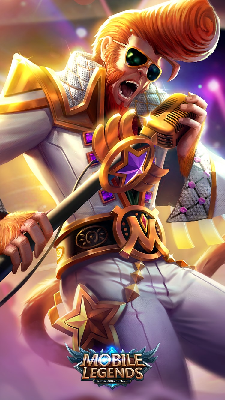 46 New Mobile Legends Wallpapers Mobile Legends 750x1334