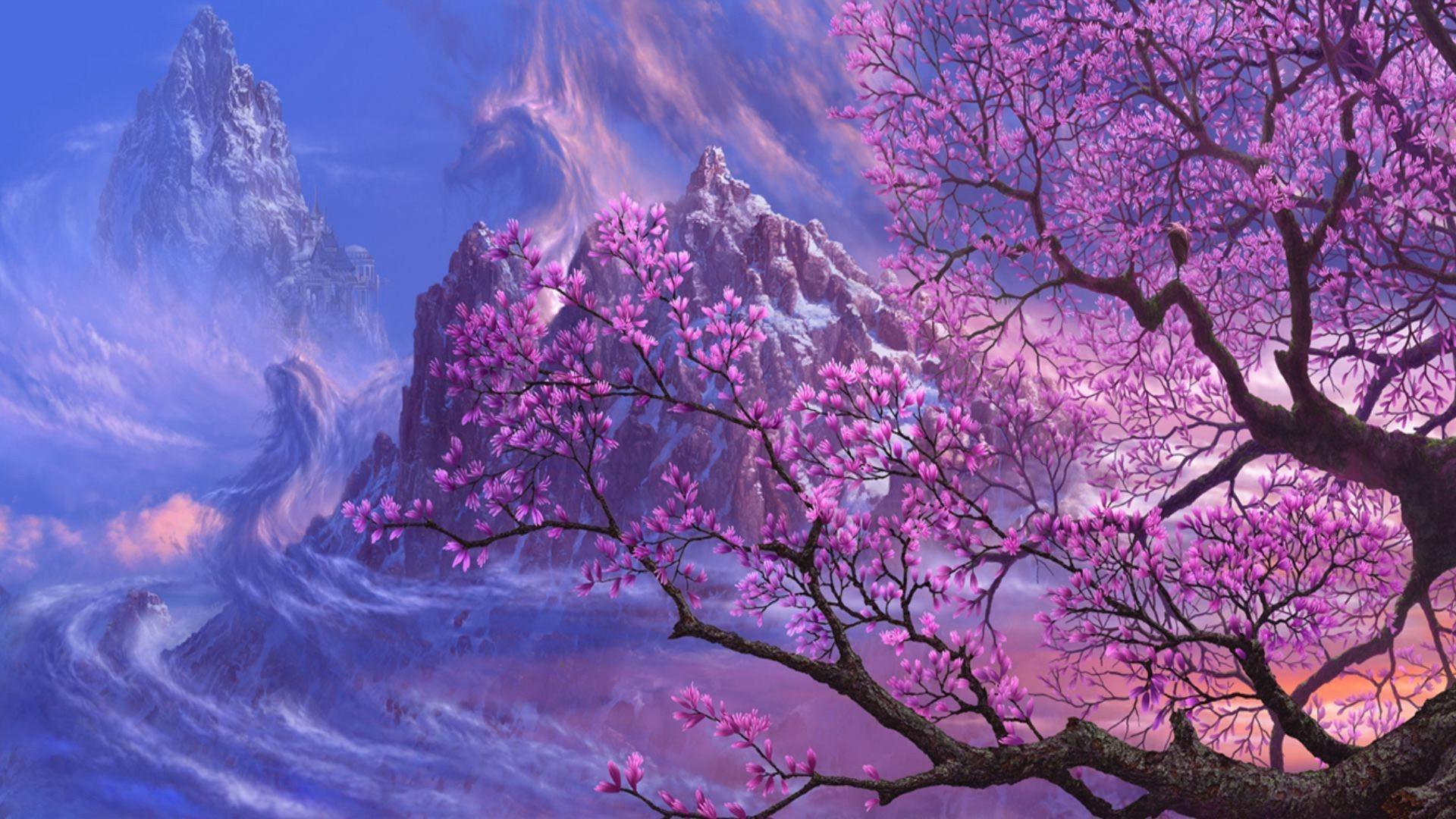 Magnolia wallpaper wallpapersafari - Magnolia background ...