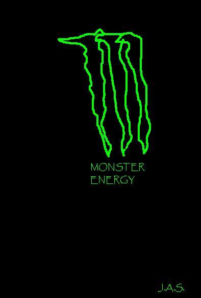 Monster energy mobile wallpaper impremedia blue monster energy logo wallpaper wallpapersafari voltagebd Choice Image