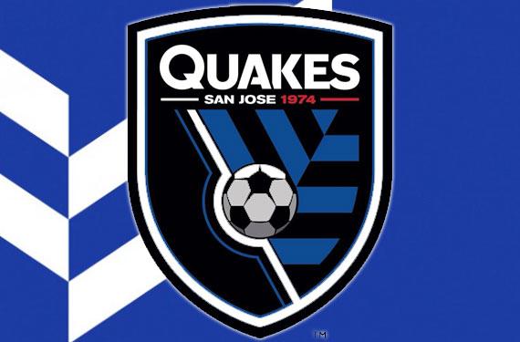 Earthquake Soccer Logo San jose earthquakes logo 2014 570x375