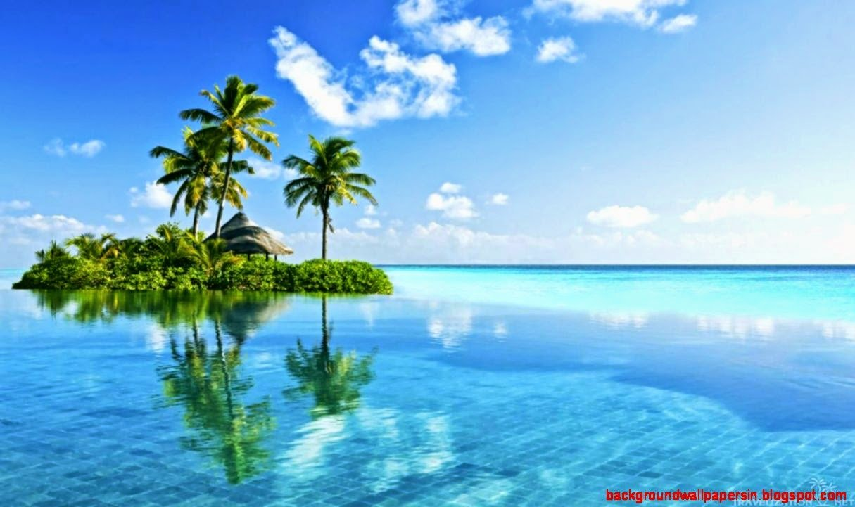 The Most Beautiful Tropical Island Wallpapers Travelization