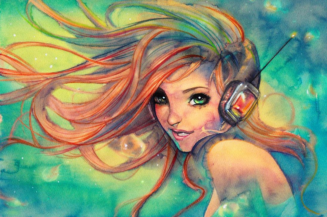 Gamer Girl by Dignity13 1095x729