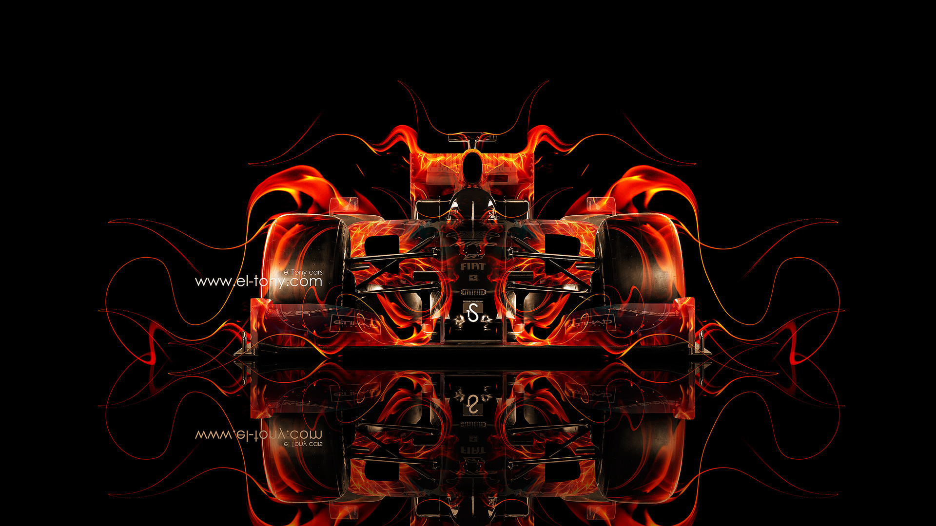 front fire abstract car 2014 hd wallpapers design by tony Car Pictures 1920x1080