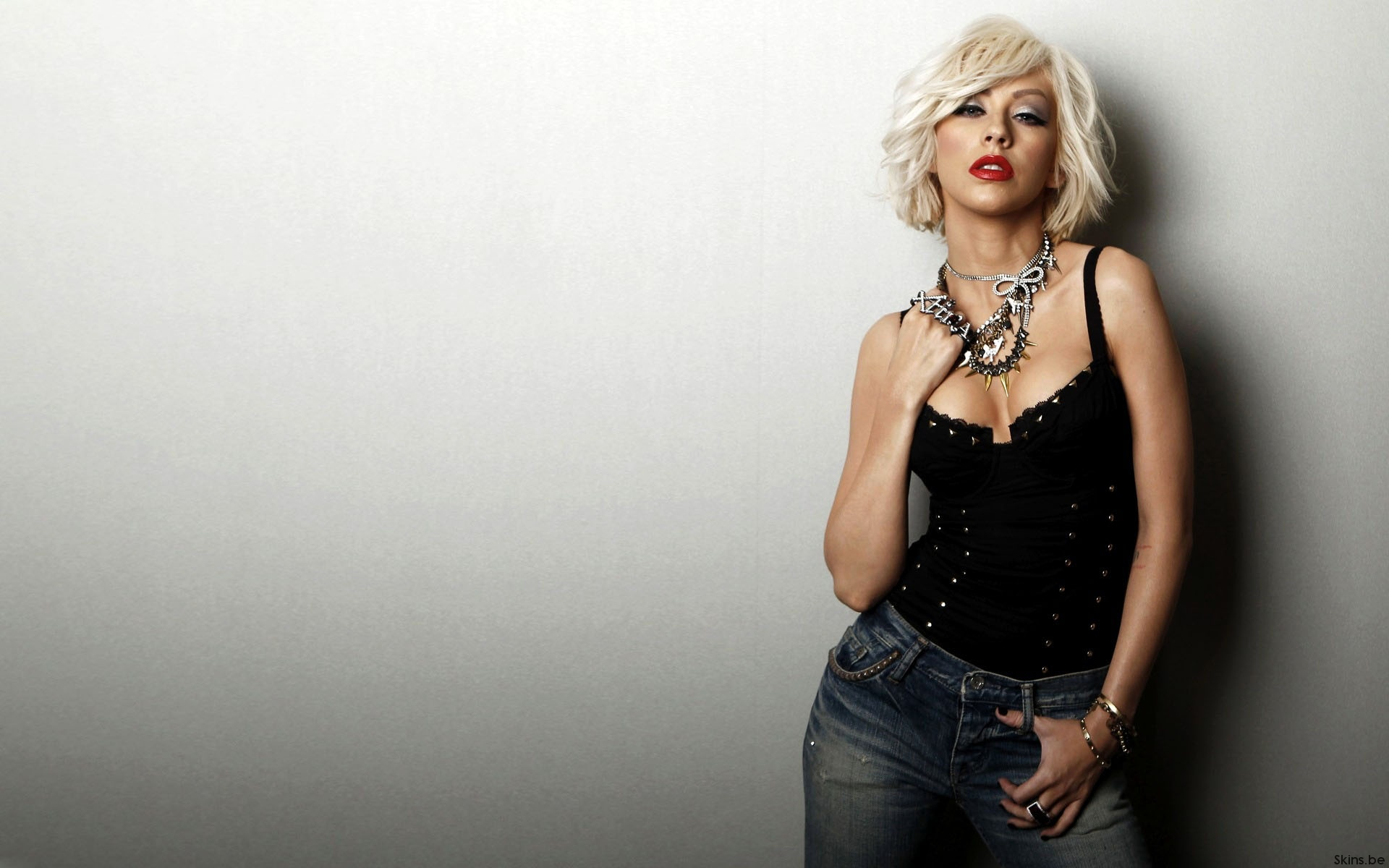 Wallpaper of Christina Aguilera 1920x1200