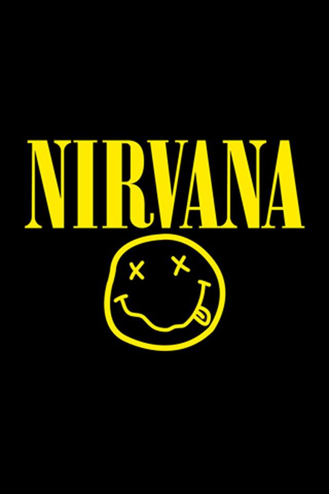 47 Nirvana Iphone Wallpaper On Wallpapersafari