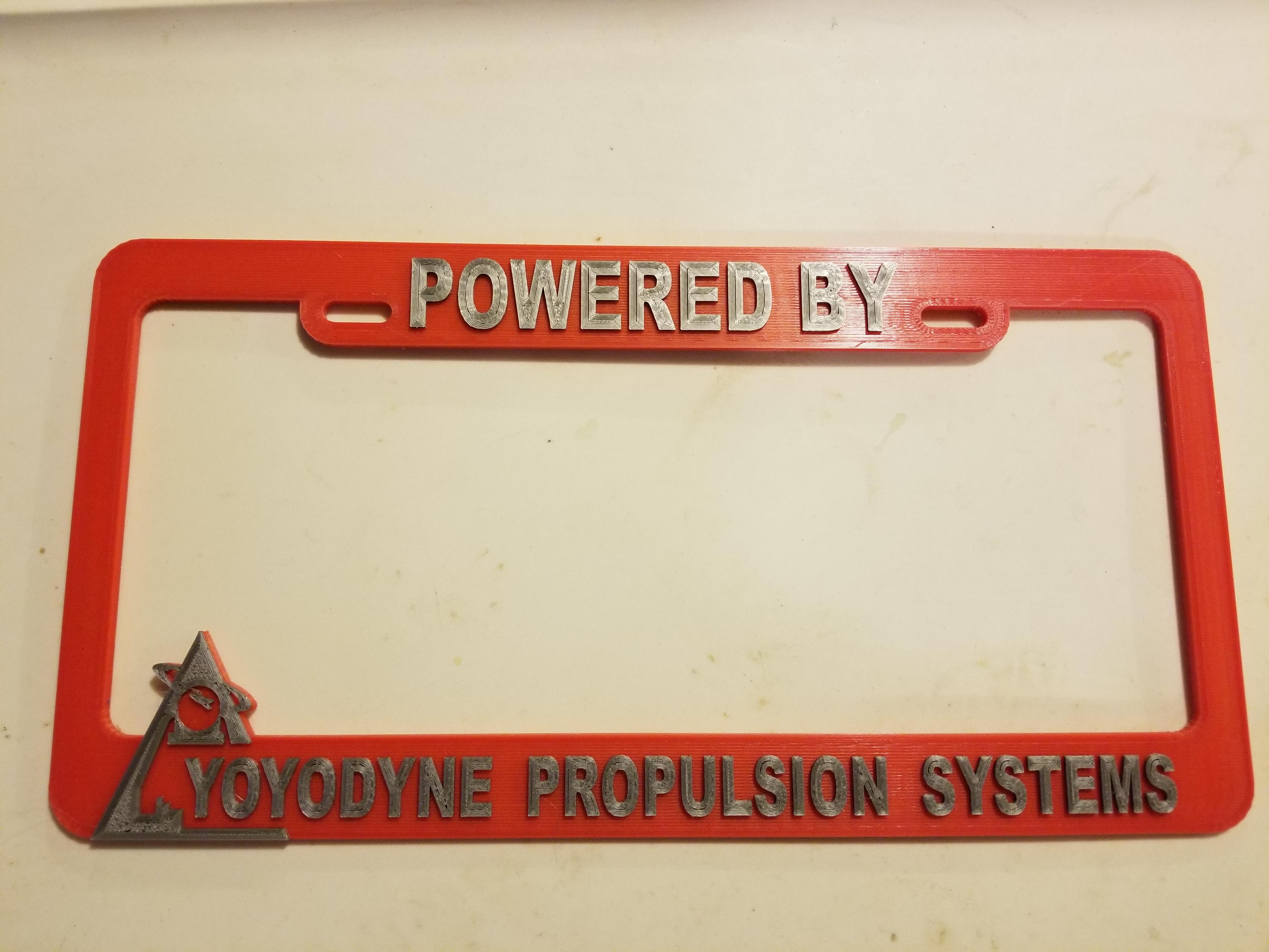 YOYODYNE PROPULSION SYSTEMS BUCKAROO BANZAI by beckerthorne 4032x3024