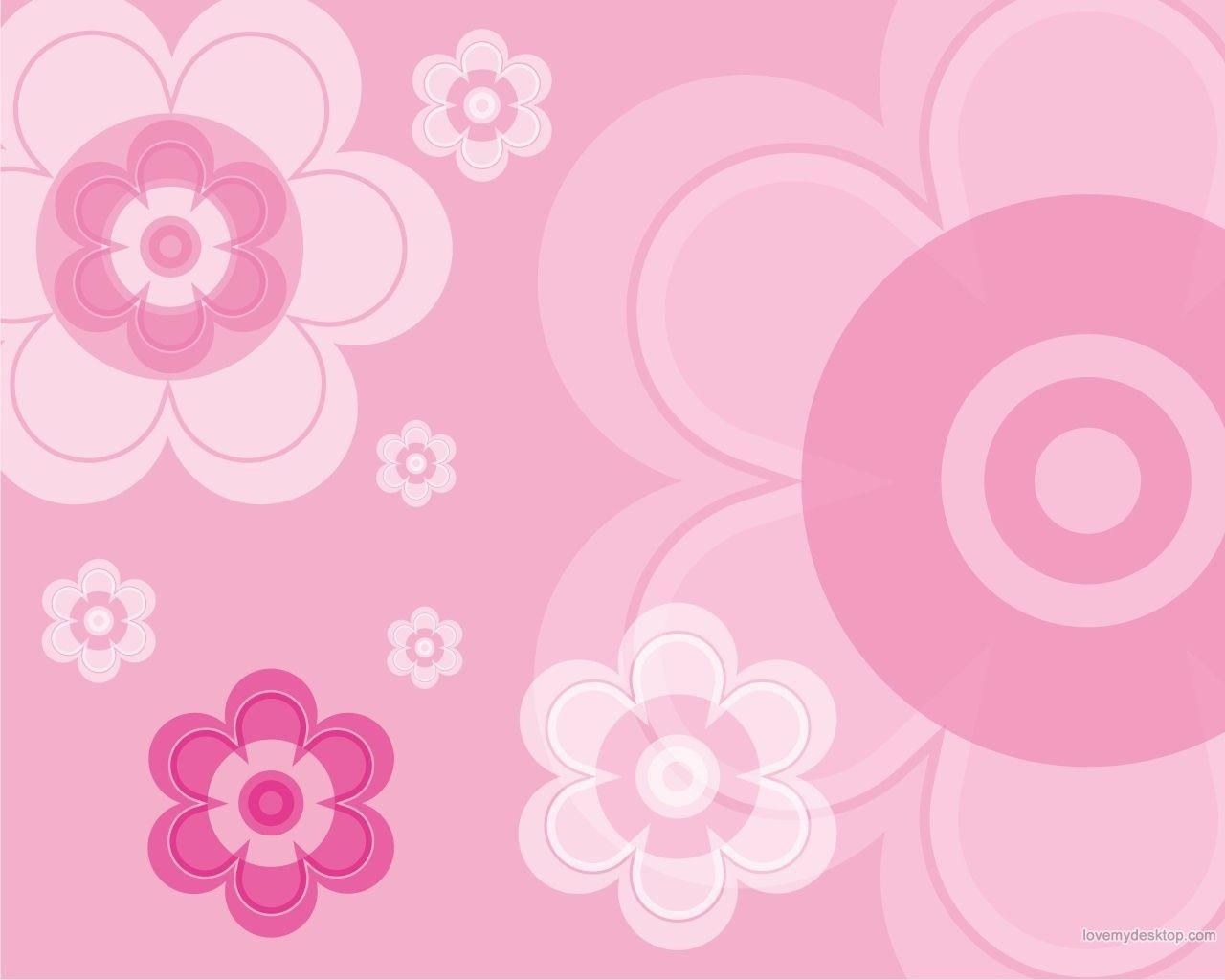 Cute Pink Wallpapers 1280x1024