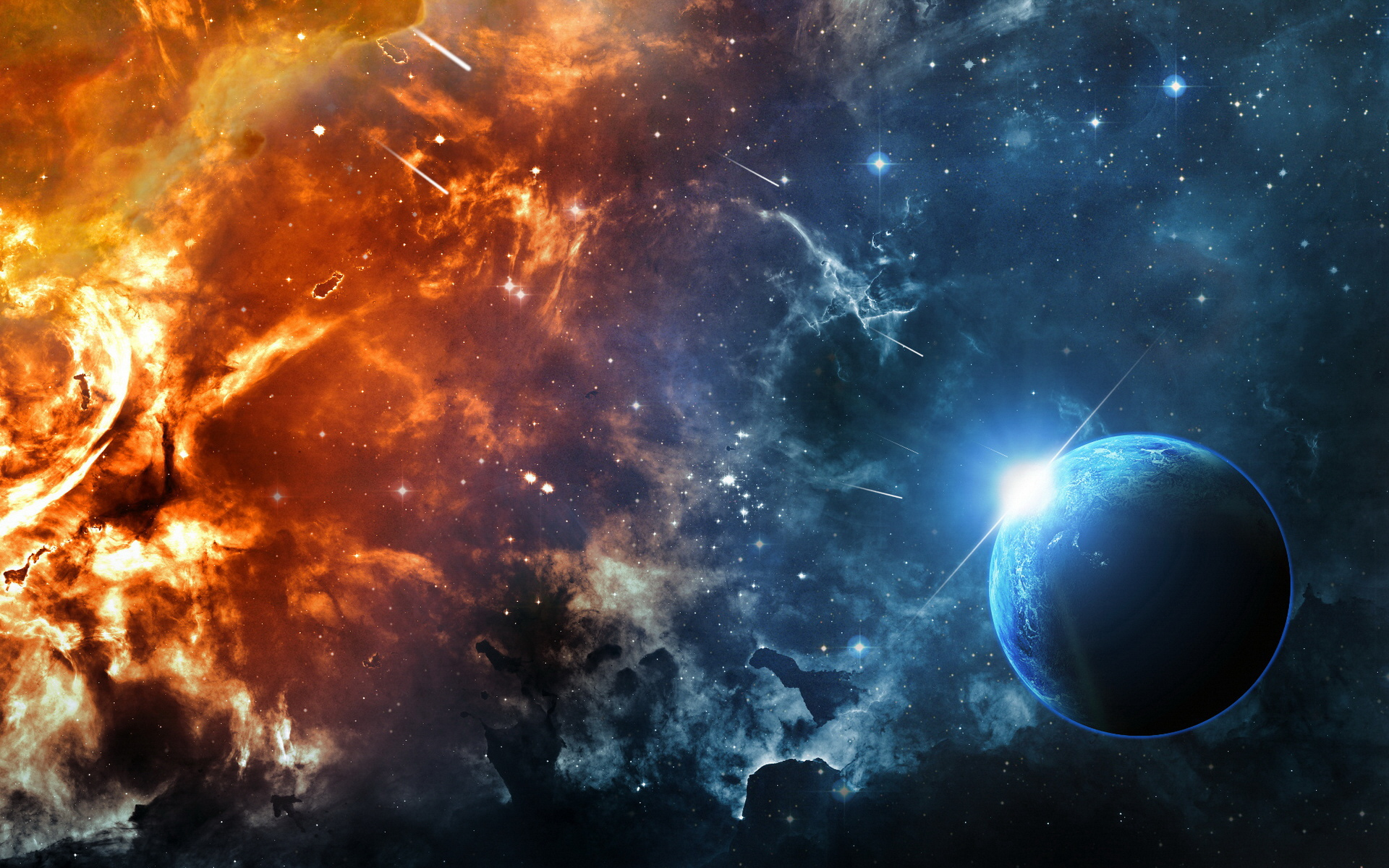 Coolest Wallpaper In The Universe