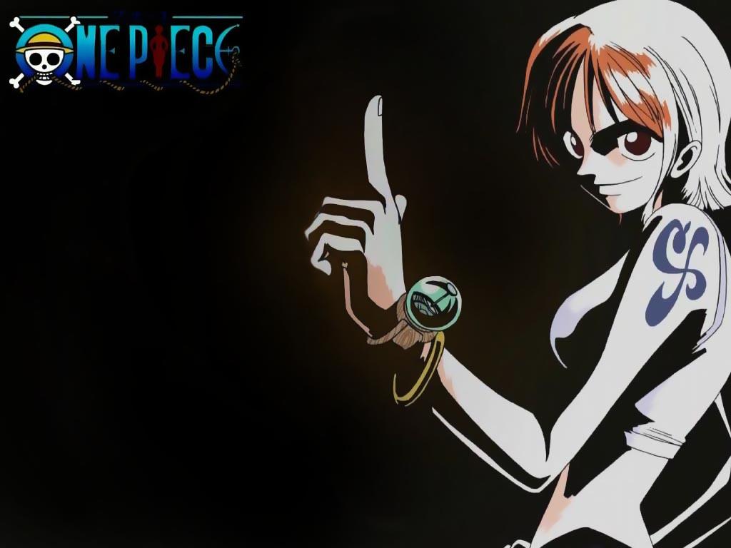 Wallpaper Pemandangan Nami One Piece Wallpaper Hd