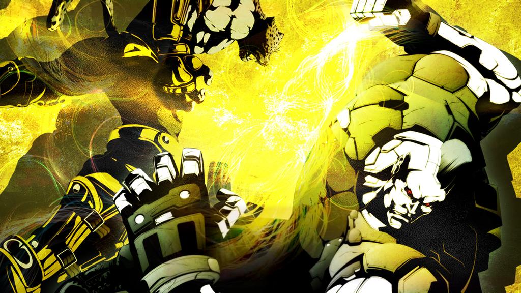 Tekken King Wallpaper King wallpaper by armorgon 1024x576